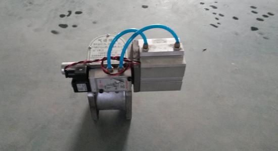 洒水车配件 电动球阀