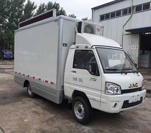 远旺牌HXW5030XSHPT型售货车