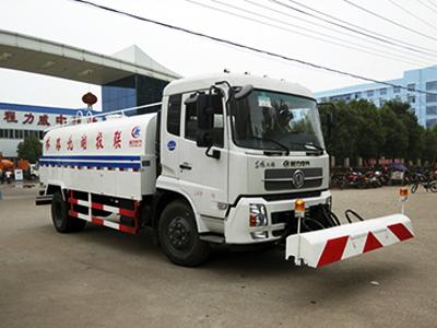 东风天锦8方清洗车