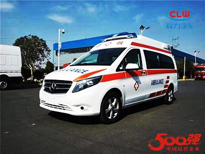 奔驰威霆国六救护车