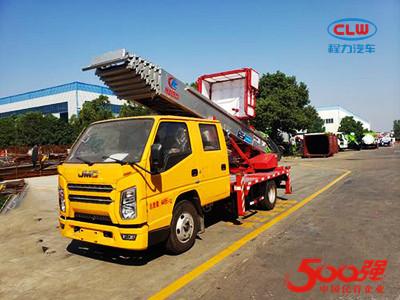 江铃国六32米云梯车