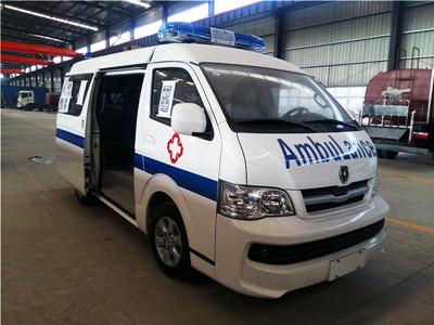 金杯新海狮国六救护车